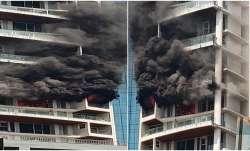 Mumbai: Massive fire breaks out at Avighna Park apartment