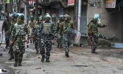kashmir, kashmir on high alert, terror attack, uri power plant, landing strips, j and k, jammu and k