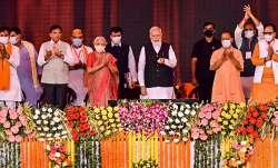 PM Narendra Modi launches PM Ayushman Bharat Health
