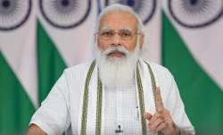 India scripts history: PM Modi on 100 crore Covid vaccine