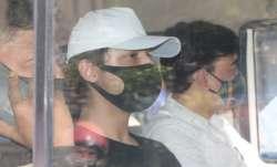Aryan Khan taken to Killa Court