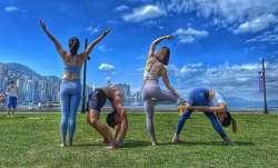 Yoga as a self-care ritual