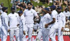 1st Test: Ishant 3/31 and Williamson 89 leaves match evenly poised despite NZ's 51-run lead