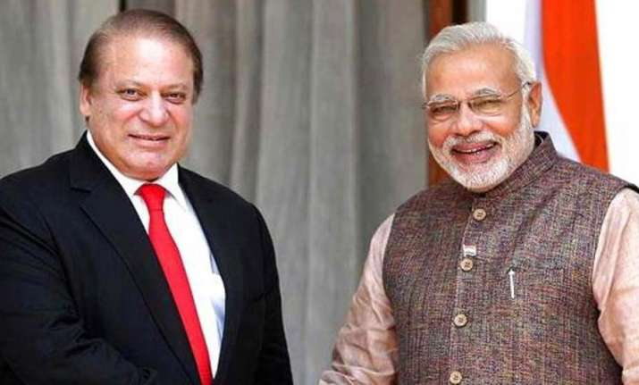 PM Modi had landed in Lahore, in December 2015, on the way