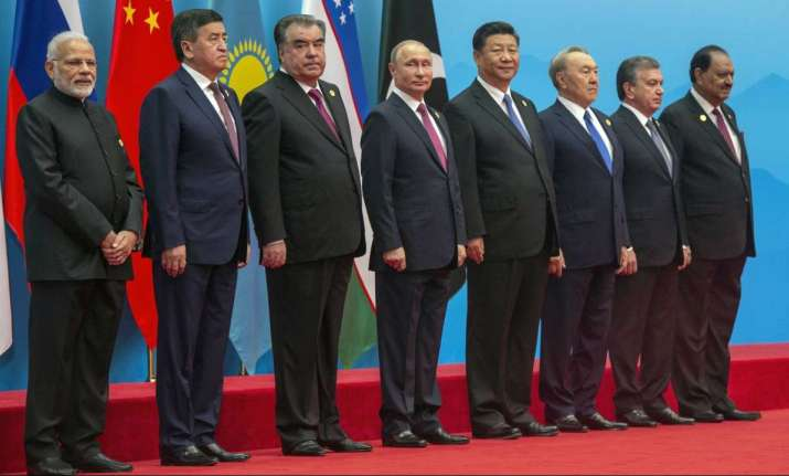 SCO meeting agenda on counter terrorism not aimed at