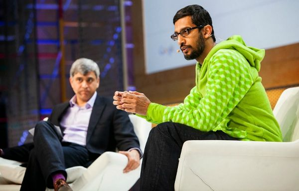 10 things you probably didn't know about Google CEO Sundar