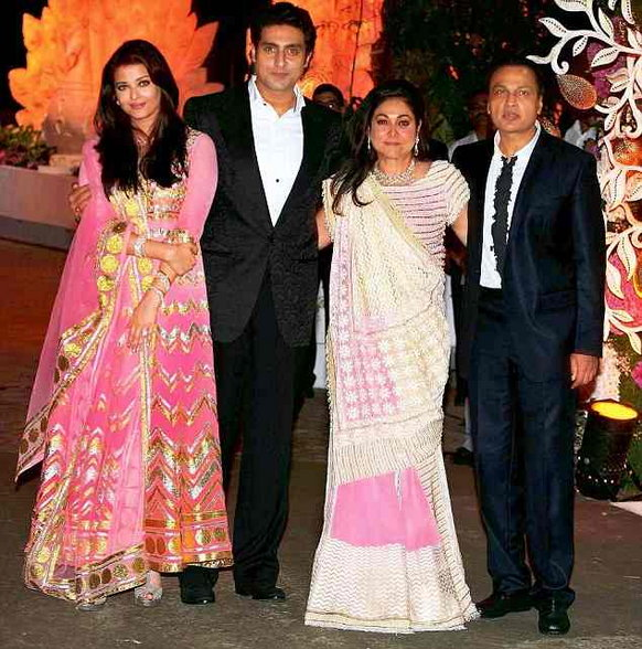 tina munim sanjay dutts wife