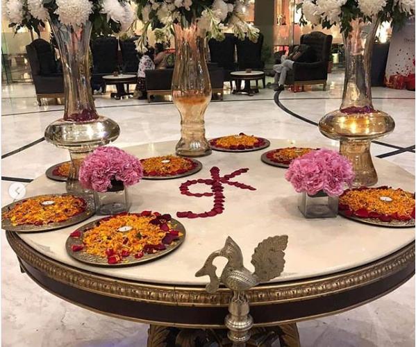 Sikh Wedding Food: Kapil Sharma-Ginni Chatrath Marriage: Inside Pics From