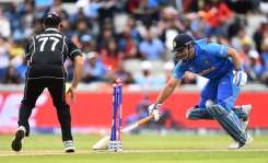 Was lucky to get a direct hit from the outfield: Martin Guptill on MS Dhoni run out