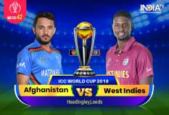 Afghanistan vs West Indies, 2019 World Cup, Live Cricket Streaming: