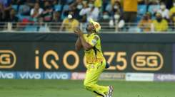 IPL 2021 Final, CSK vs KKR: Agony for Chennai as spider-cam cable saves Shubman Gill