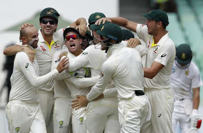Warner was vocal throughout the Test match. ( TV Today Network)