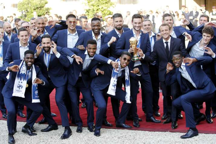 FIFA World Cup 2018 France