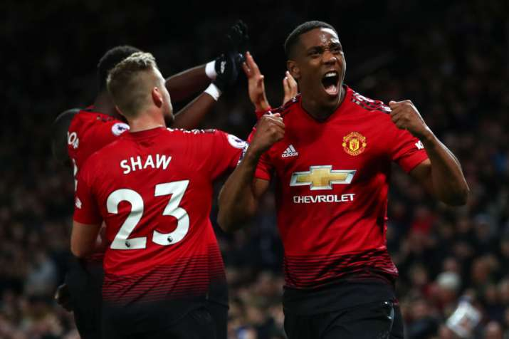 English Premier League, Manchester United