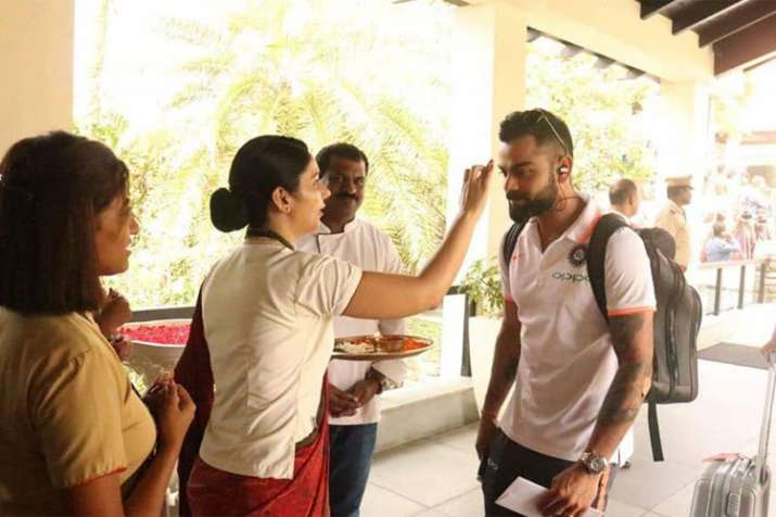 While Kerala gears up for 5th ODI, Virat Kohli pens down emotional letter for God's Own Country