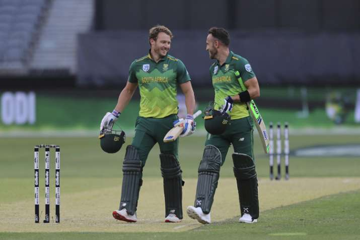 Australia vs South Africa 2018