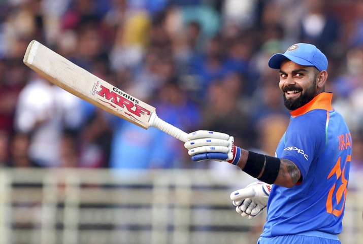 India vs West Indies 2018, ICC ODI Rankings