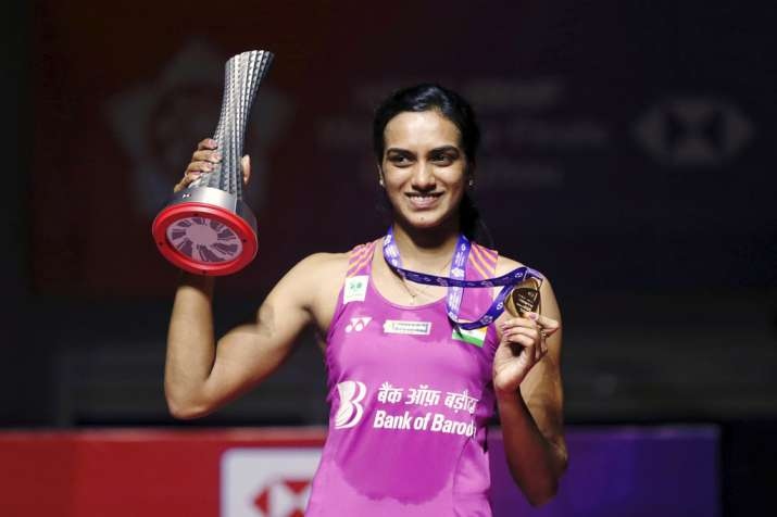BWF World Tour Finals: PV Sindhu creates history by
