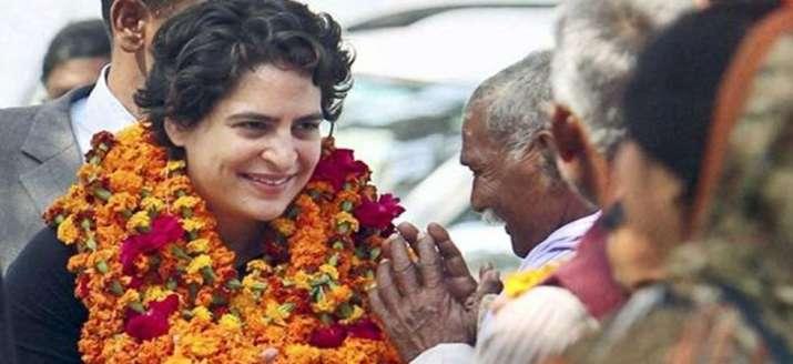 Priyanka Gandhi Vadra/File