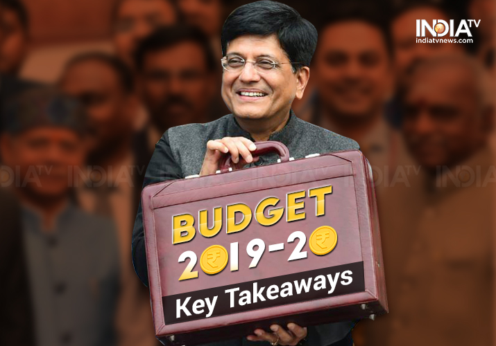 Full tax rebate for individuals upto Rs 5 lakh income per annum | Key takeaways from Interim Budget