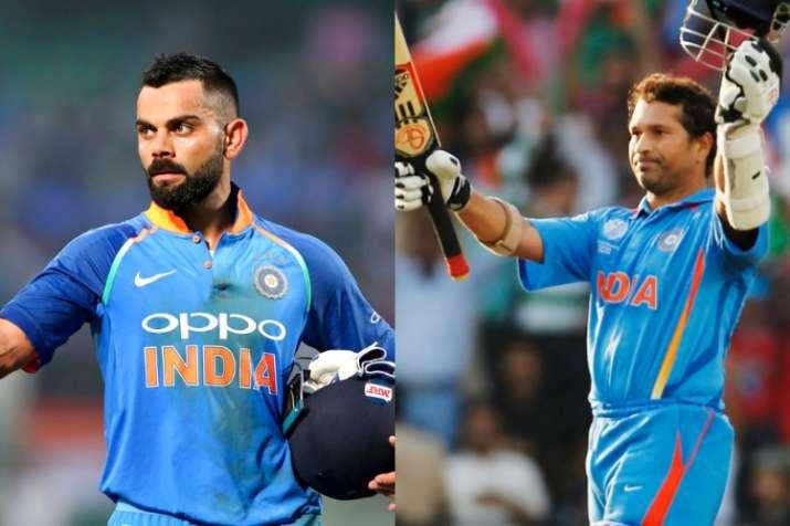 Who's the better batsman between Sachin Tendulkar and Virat Kohli ...