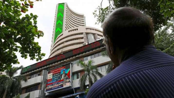 Sensex gains 358 points; Nifty reclaims 11,000-mark