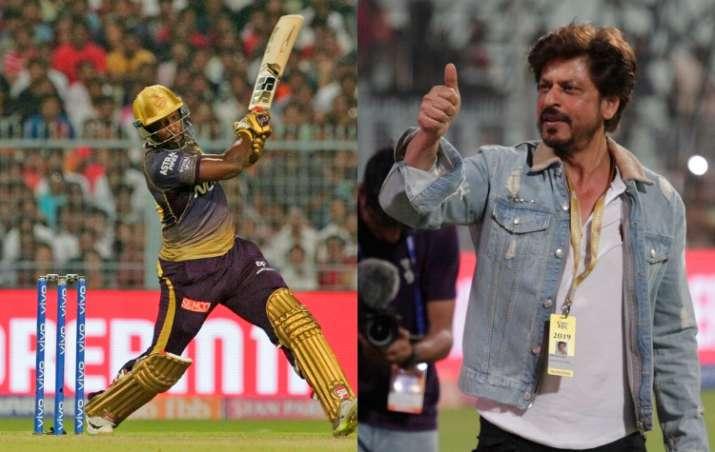 IPL 2019, Shah Rukh Khan, Andre Russell, KKR, SRH