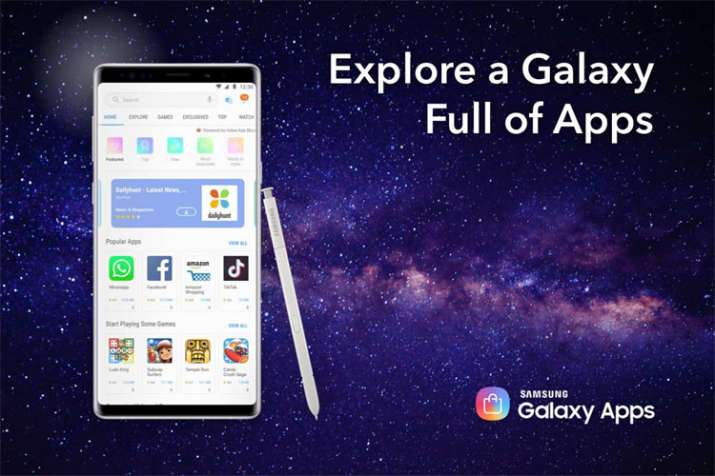 """Samsung """"Make For India"""" Galaxy Apps Store launched for Indian consumers"""