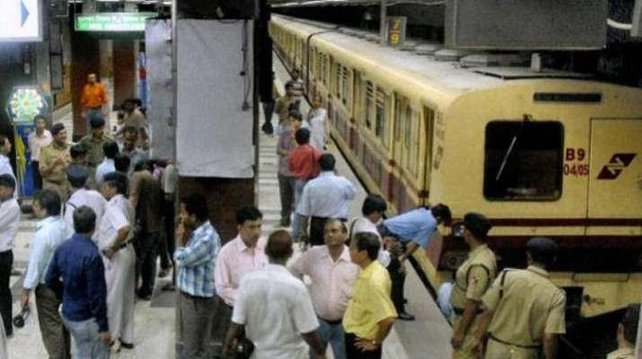 Kolkata train accident