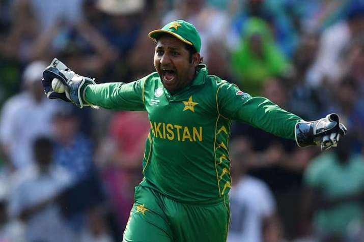Pakistan captain Sarfraz Ahmed takes a sly dig at India ahead of World Cup