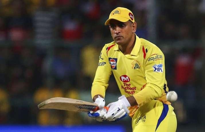 MS Dhoni, IPL 2019, Chennai Super Kings