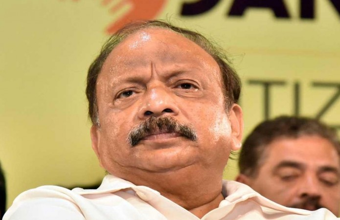 Karnataka Congress leader Roshan Baig
