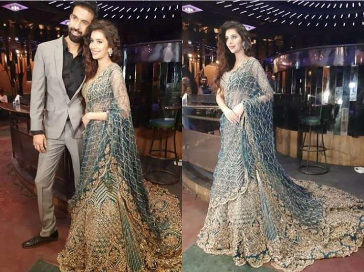 rajeev sen charu asopa pre-wedding photoshoot