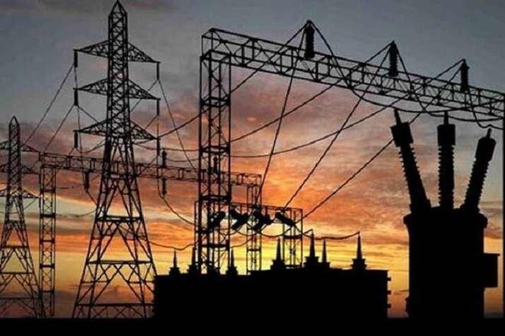 Power demand in Delhi