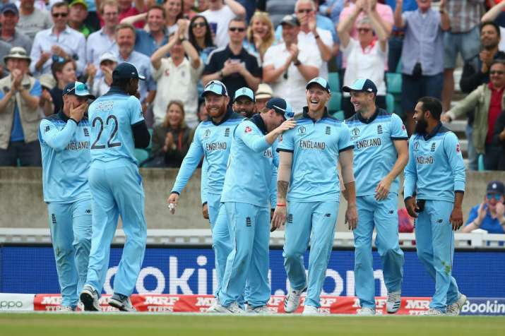 2019 ICC World CUp England vs South Africa