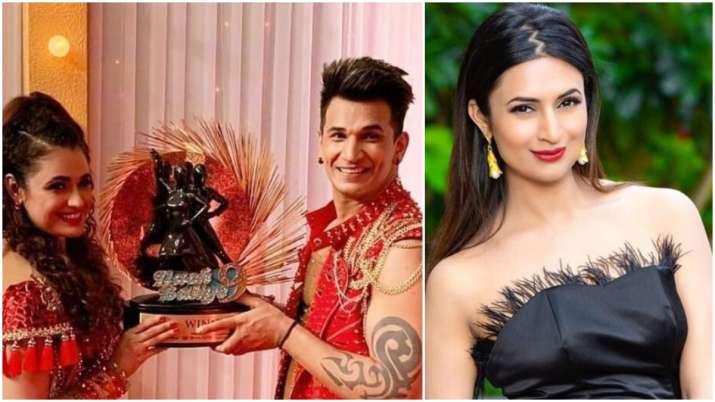 Divyanka Tripathi is elated to see Prince Narula and Yuvika Chaudhary winning the Nach Baliye 9 trop