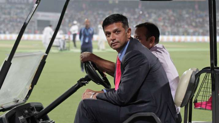 Would have loved to play Day-Night Tests: Rahul Dravid