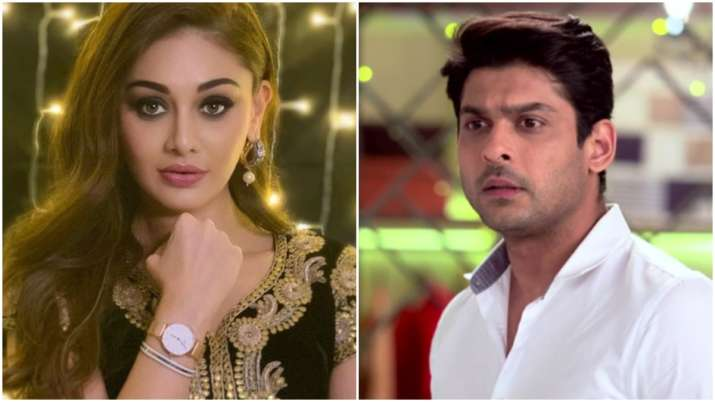 Kanta Laga girl Shefali Jariwala dated Sidharth Shukla?