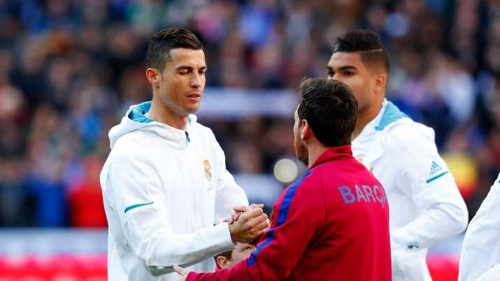 Cristiano Ronaldo becomes football's first billionaire, pips Lionel Messi