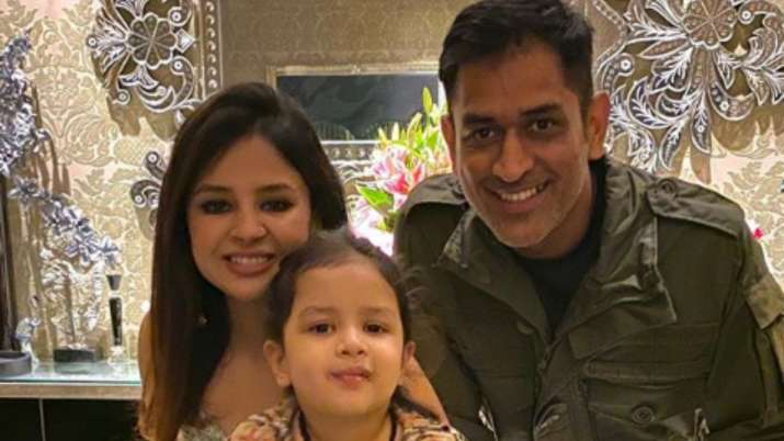 'Another year older, smarter, sweeter': Sakshi posts heartwarming birthday wish for husband MS Dhoni