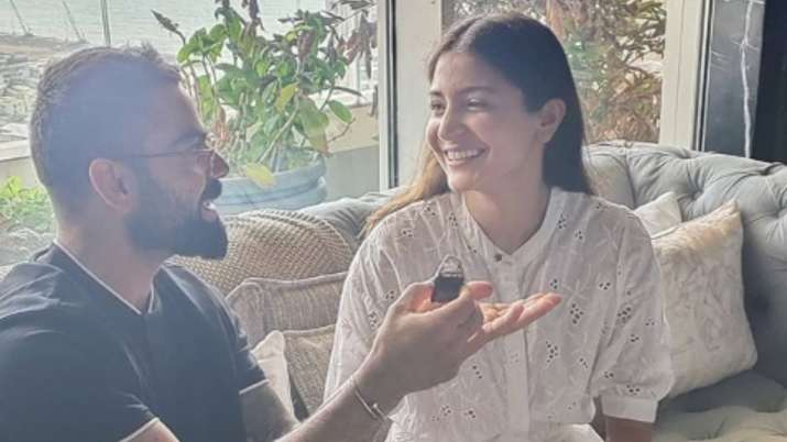 Baking birthday cake for wife Anushka Sharma: Virat Kohli reveals his standout quarantine story
